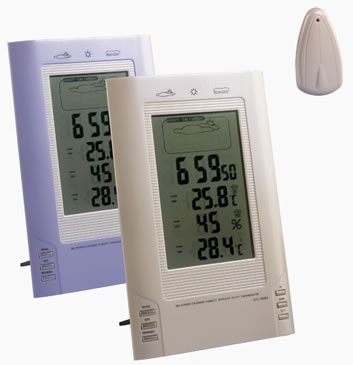 WWS-3828 Wireless Weather Station